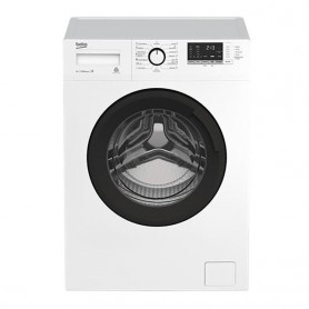 lavadora de carga frontal Beko WTA 8612 XSW