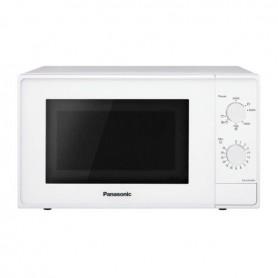 Microondas con Grill Panasonic NN-K10JWMEPG 20 L Blanco