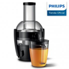Philips, HR1855/70, Licuadora, 800 W, Fácil Limpieza, Jarra de 2 litros, Orificio extragrande XL