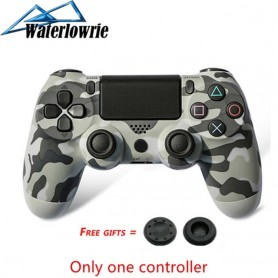 Mando PS4 inalámbrico compatible con Play Station 4 PC MAC iPhone Android
