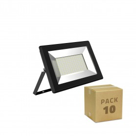Pack 10 unidades Foco Proyector LED Solid 20W