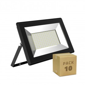 Pack 10 unidades Foco Proyector LED Solid 50W