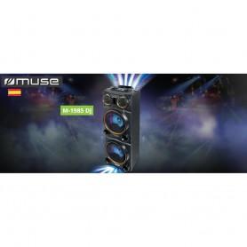 MUSE M-1988 DJ ALTAVOZ BLUETOOTH PARA FIESTAS