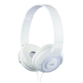 JVC HA-S220-W-E Auriculares Diadema Blanco