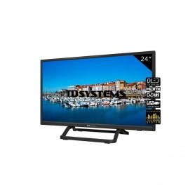 Televisores 24 Pulgadas TD Systems K24DLX10H. HDMI, VGA, USB Grabador, DVB-T2/C/S2