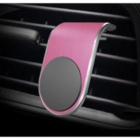 Soporte magnético Para coche con rotación de 360 grados, soporte de ventilación para teléfono móvil, color elige
