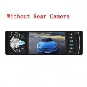 Radio digital con pantalla TFT, Control remoto, 1DIN, 4,1 pulgadas, FM, Bluetooth, cámara de marcha atrás dinámica inteligente