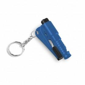 Mini herramienta martillo de emergencia para coche rompe cristales, lunas y corta cinturón de seguridad