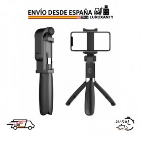 Selfie Stick Tripod | Palo Selfie con Trípode | Con Mando | Palo de Selfie Bluetooth | Tik Tok