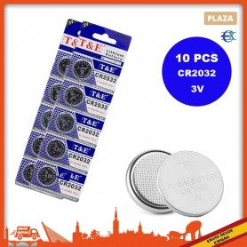 Pilas CR2032 | Pilas de Boton CR 2032 | Pilas Reloj | Pila 2032 | Pila Boton | Pila CR2032 3V | Pilas para reloj