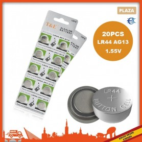 Pilas LR44 | AG13 | Pila LR44 | LR44 Battery | Pilas de boton LR44 | Pila Reloj | Pila Boton | Pilas para reloj