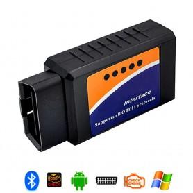 Escaner OBDII Bluetooth Diagnosis Coche V1.5 Multimarca