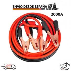Cables para batería de coche | 2m