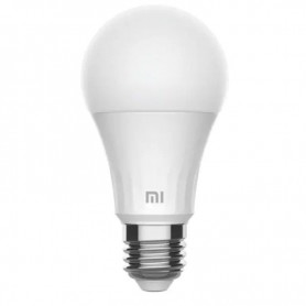 Bombilla inteligente Mi LED Smart Bulb Warm de Xiaomi, 8W, wi-fi, temperatura de color 2700K vida útil de hasta 25,000 horas