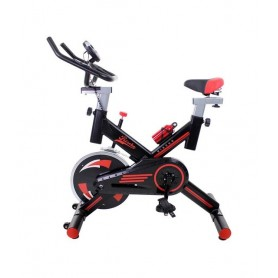 Bicicleta spinning, sport con volante de inercia de 24 kg