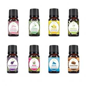 Aceites Esenciales para Humificador, Ambientador o Vaporizador - Lavanda Vainilla Lemon - 10ml