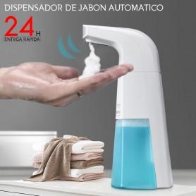 Dispensador Automatico Gel Hidroalcoholico con Sensor