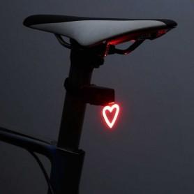 Luces Bicicleta Delantera y Trasera Recargable Led