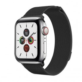 Apple Watch Correa Acero Inoxidable 44mm 42mm