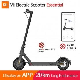 Xiaomi - Patinete eléctrico inteligente Mi para adultos