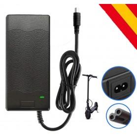Cargador de Batería de Litio 42V 2A Compatible con Patinete Xiaomi Scooter M365 Ninebot ES1/ES2