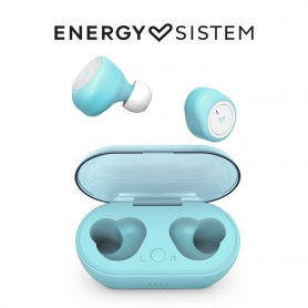 Energy Sistem Earphones Urban 1 True Wireless (BT 5.0, Open&Play, Caja de Carga, Stereo,20h)