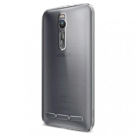 Funda Carcasa Transparente Silicona Para Asus Zenfone 2 ZE550ML