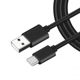 Adaptador Cargador Cable Conversor USB Tipo C para XIAOMI HUAWEI SAMSUNG GALAXY Carga Rápida