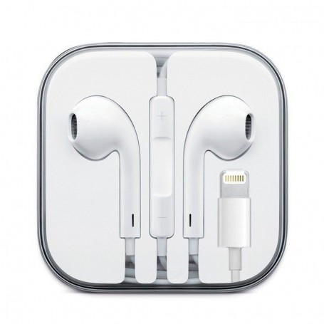 Auriculares con micro compatibles con iPhone 7,8,X,XS,XR,11 Cable