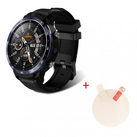 Reloj inteligente para hombre con cámara, 4G, GPS, WIFI y control del ritmo cardíaco