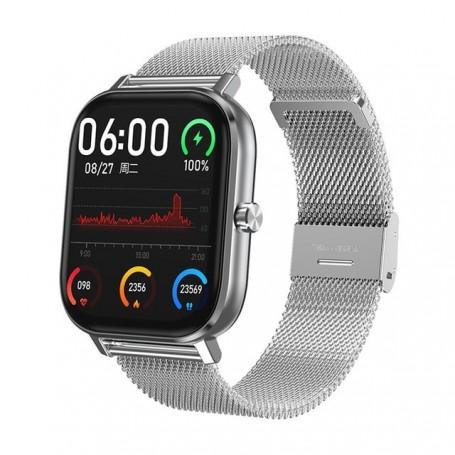 Reloj inteligente deportivo con control de pulsaciones