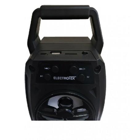 Altavoz bluetooth portátil ET-PS100. Alto rendimiento 5w