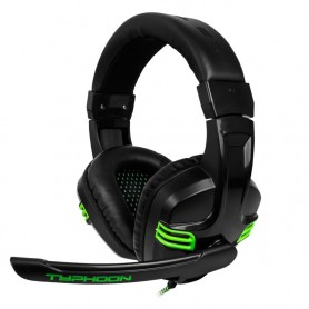Auricular Gaming BG Typhoon PC PS4 XBOX