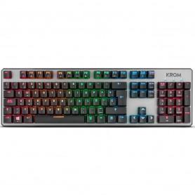 Teclado mecánico Gaming RGB KROM KERNEL
