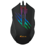 XTRIKE ME GH-203 Ratón Gaming Retroiluminado 2400 DPI 6 Botones