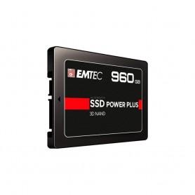 Disco duro interno SSD Emtec X150 SATA III 960 GB, almacenamiento de ordenador, disco duro sólido, SSD