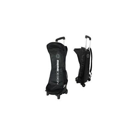 """Momo Desing, Bolsa deportiva con ruedas, gran capacidad 6,5""""/8"""", maleta de viaje con ruedas, para patinete eléctrico scooter"""