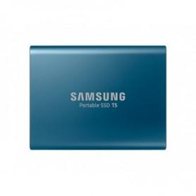Samsung Disco Externo Sólido SSD, 500GB (azul) y 1TB (negro), USB 3.0, memoria externa portátil, escritura 540 - lectura 540 Mb