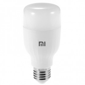 Bombilla inteligente Xiaomi Mi Smart LED Essential (White and Color), iluminación personalizada, conexión wi-fi, control remoto