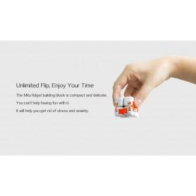 Xiaomi Mi Fidget Cube, cubo antiestrés, sin esquinas, modelo redondeado, relajante, 50g, suave