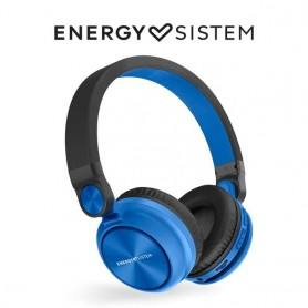 Energy Sistem Headphones BT Urban 2 Radio(Auriculares Bluetooth, Cascos, Reproductor MP3 microSD, Radio)Azul,Blanco,Gris,Violeta