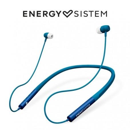 Energy Sistem Earphones Neckband 3 Bluetooth(Neckband,intrauditivo,Auriculares con unión magnética,batería Recargable)Rosa,Negro