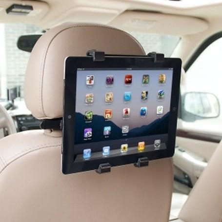 Soporte de Coche para todos los modelos de iPad, iPad 2, Nuevo Ipad, y tablets de 10