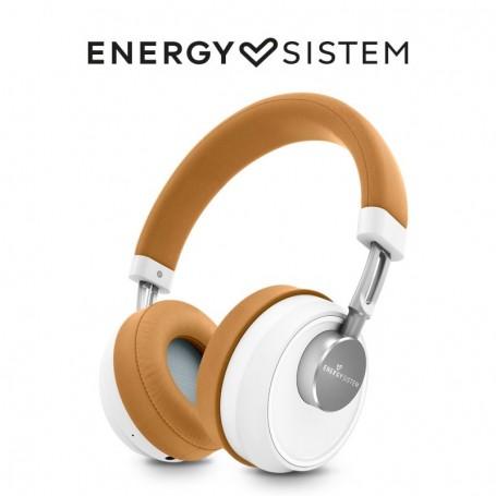 Energy Sistem Headphones BT Smart 6 Voice Assistant (Asistente de Voz, Bateria,  90º rotation, Bluetooth)