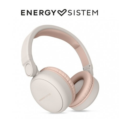 Energy Sistem Headphones 2 Bluetooth(Auriculares inalámbricos extra cómodos, Circumaural, Plegable, batería Recargable,Audio-in)