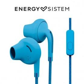 Energy Sistem Earphones Style 2+(Auriculares intrauditivos,realce de Bajos, micrófono, Control de Llamadas, Almohadillas)