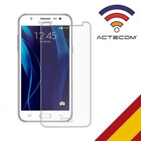 ACTECOM-Cristal Templado para Samsung Galaxy J5 J510F 2016, con Caja