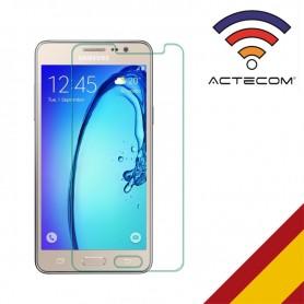 ACTECOM-Cristal Templado para Samsung Galaxy J3 Pro, 2016 MM, 0,33 d