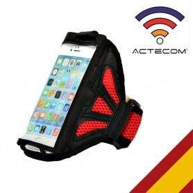 ACTECOM-CINTA adhesiva PARA IPHONE SE 5 5S 5C, BRAZALETE deportivo PARA CORRER