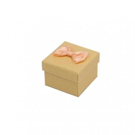 Regalantes, caja para regalos con lazo bonito para poner regalos de Joyería de Boda, pulseras, pendientes, de navidad
